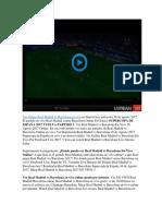 Ver Clasico Real Madrid vs Barcelona en Vivo Hoy 16 de Agosto 2017 Online