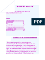 Autistas Nelson Moraes Autistas Do c3a1lem Espc3adrita Psicografado