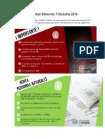 Resumen Reforma Tributaria 2016 2.docx