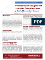 Post-extraction Complication Course.pdf