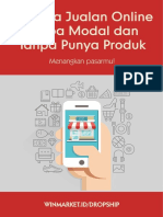 eBook Panduan Dropship WinMarket