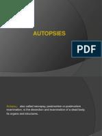 Autopsy Presentation