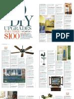 100 DIY Upgrades for Under $100.pdf