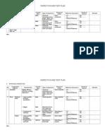 Contoh Insp & Test Plan (ITP)