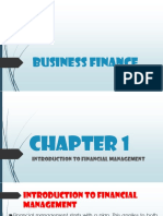 Chapter 1 - Intro to Fm