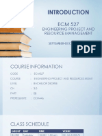 1 Introduction Ecm 527