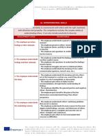3.5 - Interpersonal Skills