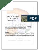 Tutorial Civil 3d 2012