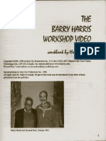 Barry Harris Workshop