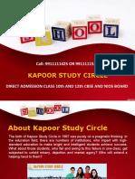 Online NIOS & CBSE Board Admission for Class 10th & 12th Delhi