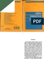Hindu Predictive Astrology (Bangalore Venkata B.v. Raman) PDF SCAN
