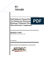 22 Field Induced Charged Device Model