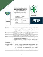 Sop 9.4.4 Ep.1(Penyampai Informasi Hasil Peningkatan Mutu Layanan Klinis Dan Keselamatan Pasien)