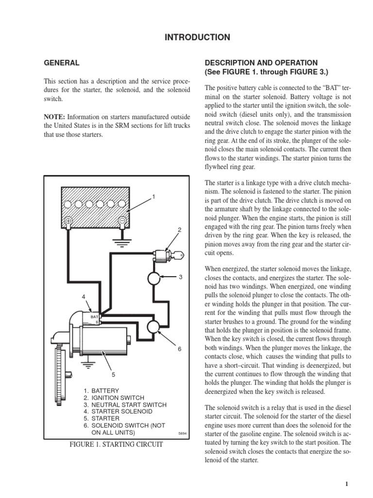 the solenoid pdf | Clutch | Screw