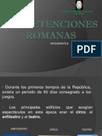 Entretencion Romana 1