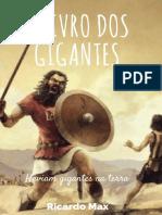 O livro dos gigantes - Anjo da Madrugada