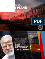 Best of Indian Railways Growth Plan