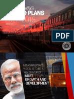 Best of Indian Railways Growth Plan