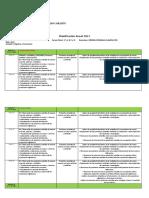 Planificación 1°Medio A  MATEMATICA 2017