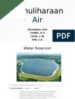 PBL Pemuliharaan Air