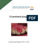 Granulomul piogen