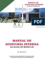 Manual de Auditoria Interna Alcaldia de Medellin