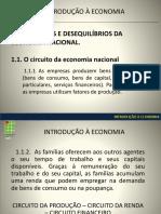 Aula 1 - Circuito Da Economia Nacional
