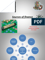 sources of fund