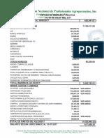 Informe Financiero ANPA Julio 2017