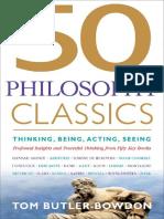 50 Philosophy Classics 9781857885965 Sample