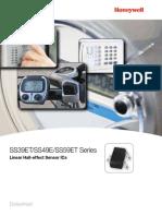 Honeywell Sensing Ss39et Ss49e Ss59et Datasheet 005850 4 En