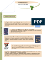 Bibliographie Journalisme Ecriture Journalistique (1)