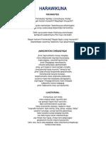 Digitalizacion de Textos en Lengua Originaria