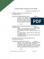 High Court 21.09.2015