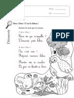 CP Français