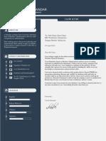 Cover Letter Template Kerjakini.com