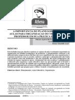 A importancia do planejamento das aulas.pdf