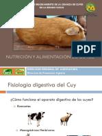 Nutrición y Alimentación de Cuyes