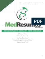 Medresumo 2016 - Modulo 06 - Organização Morfofuncional - Sistema Cardiovascular