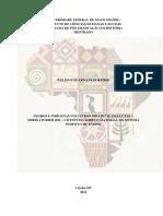 Welington Porfírio Negros e Indígenas Nos Livros Didáticos