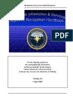 Navy Gis Handbook