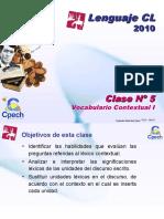 Clase 05 CL 2010 (PPTminimizer)