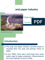 Molo06 Jankunaite Pulp and Paper Industry in Sweden