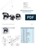 FINI Belt Compressor Spare_parts BK-114 and BK-119