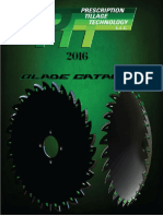 Prescription Tillage Technology LLC Catalog 2016