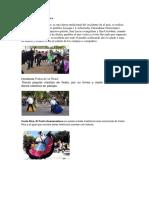Danzas de Centroamérica y Sur America y Norte America