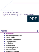 SystemVerilog Testbench
