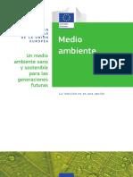 Un Medio Ambiente Sano y Sostenible Ue