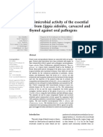 Antimicrobial activity of the essential.pdf
