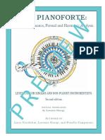 PREVIEW  - The Pianoforte